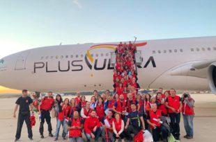 Plus Ultra Líneas Aéreas_Equipo START