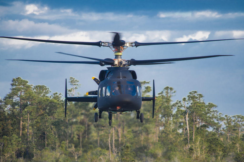 Sikorsky Boeing Defiant 03212019-First-Flight-2