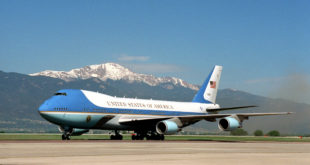 Air Force One Bush