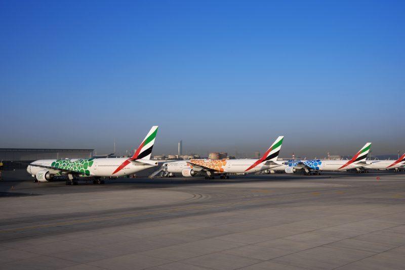 Aviones Expo 2020 Dubai