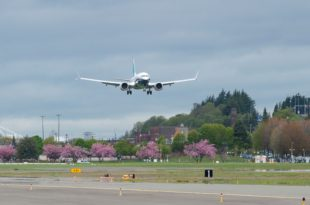 certificación Boeing 737-9 Max