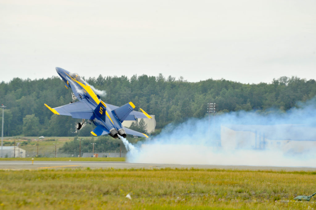 Blue angels Foto: US NAVY