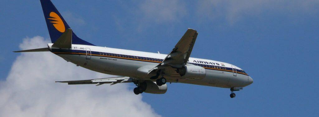jet airway ssuspende las operaciones de vuelo