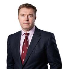 Steve Gunning, Director Financiero de British Airways hasta el próximo mes de junio.