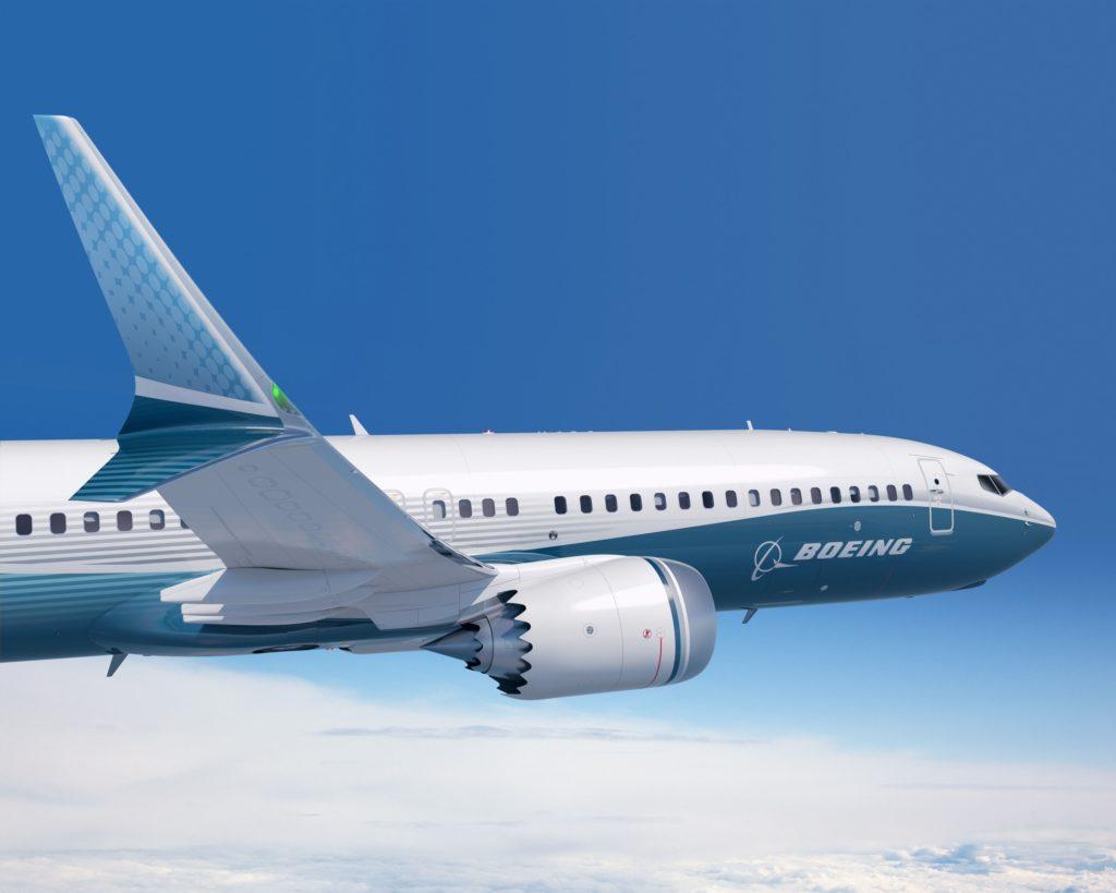 737 MAX 8 FAA