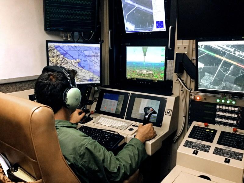 Entrenador de Predator GA-ASI