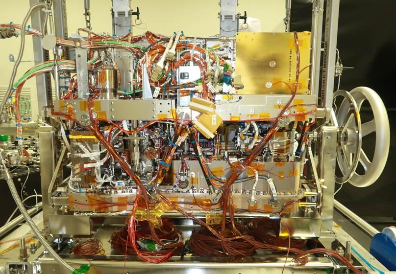 Thales Alenia Space - ExoMars 2020 - Laboratorio Analítico