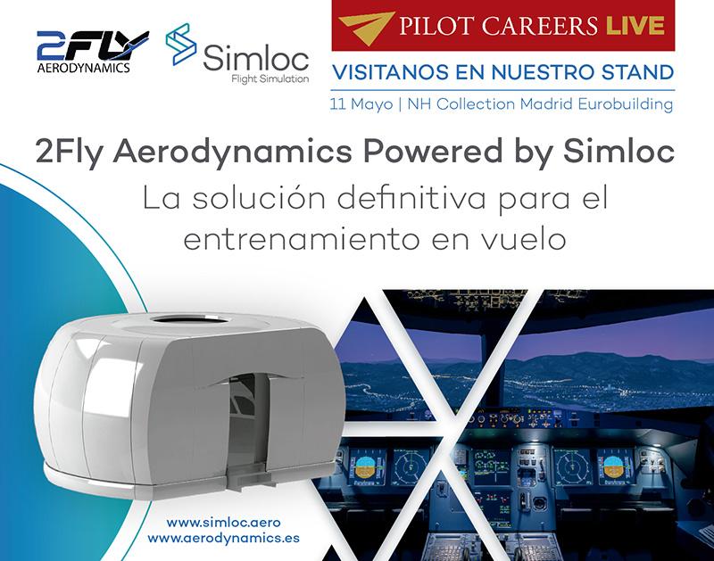 Pilot Careers Live Madrid 2019
