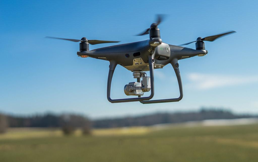 aplicacion web ENAIRE drones