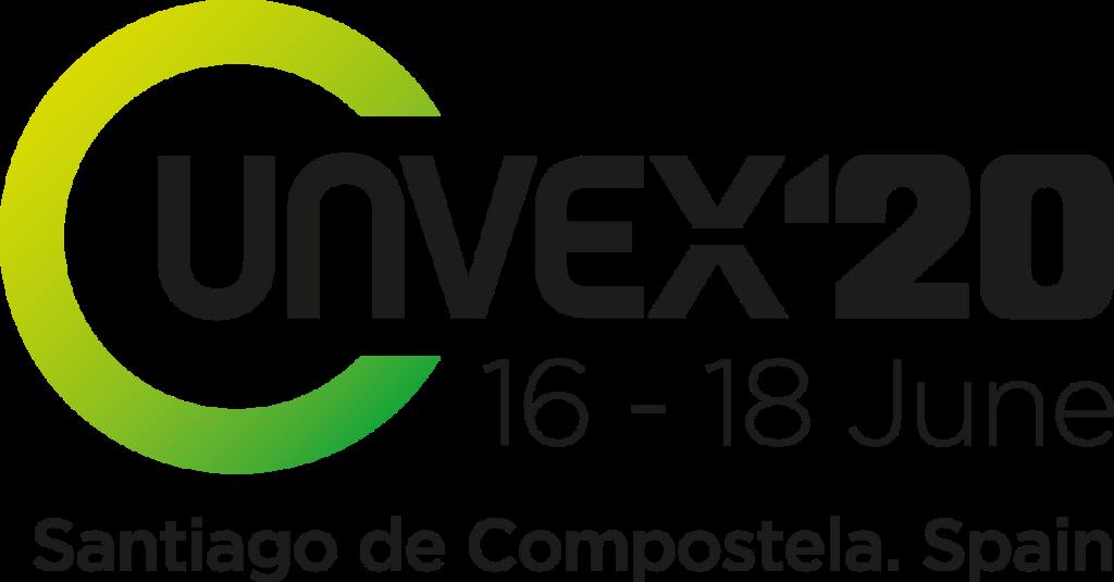 logo unvex2020