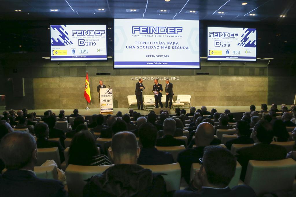 programa de foros y conferencias FEINDEF