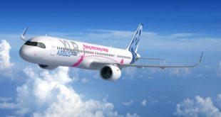 A321XLR Le bourget 2019