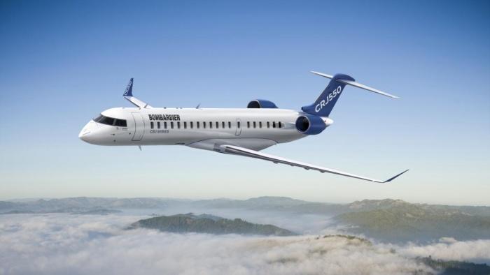 Bombadier - CRJ Series