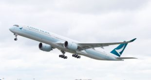 CATHAY-PACIFIC-ARWAYS-AIRBUS-A350-1000-B-LXA