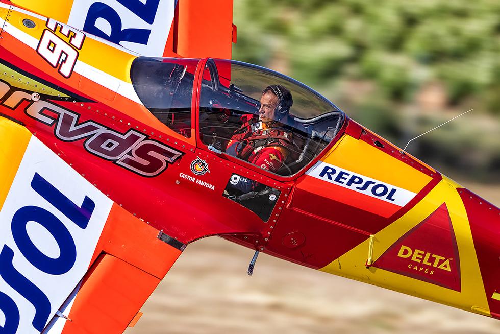 Campeón Absoluto de España de Vuelo Acrobático