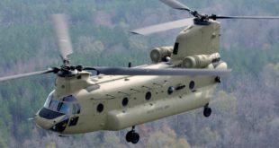Chinook MH-47G Block II