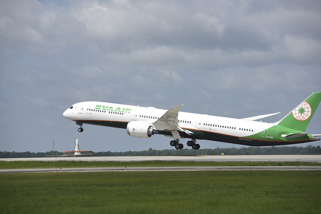 EVA 787-10 Delivery