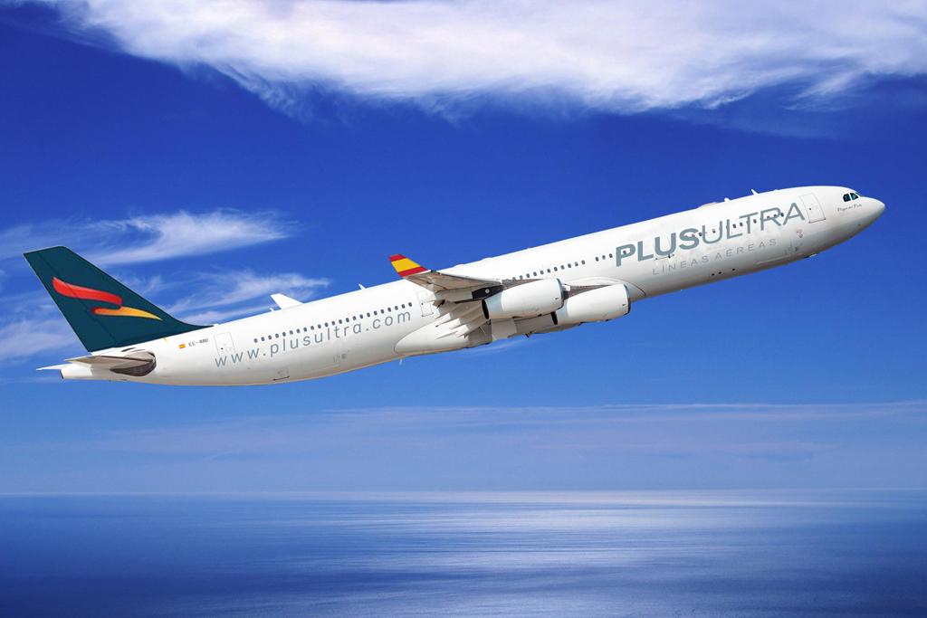 Nuevo avión_Plus Ultra Líneas Aéreas