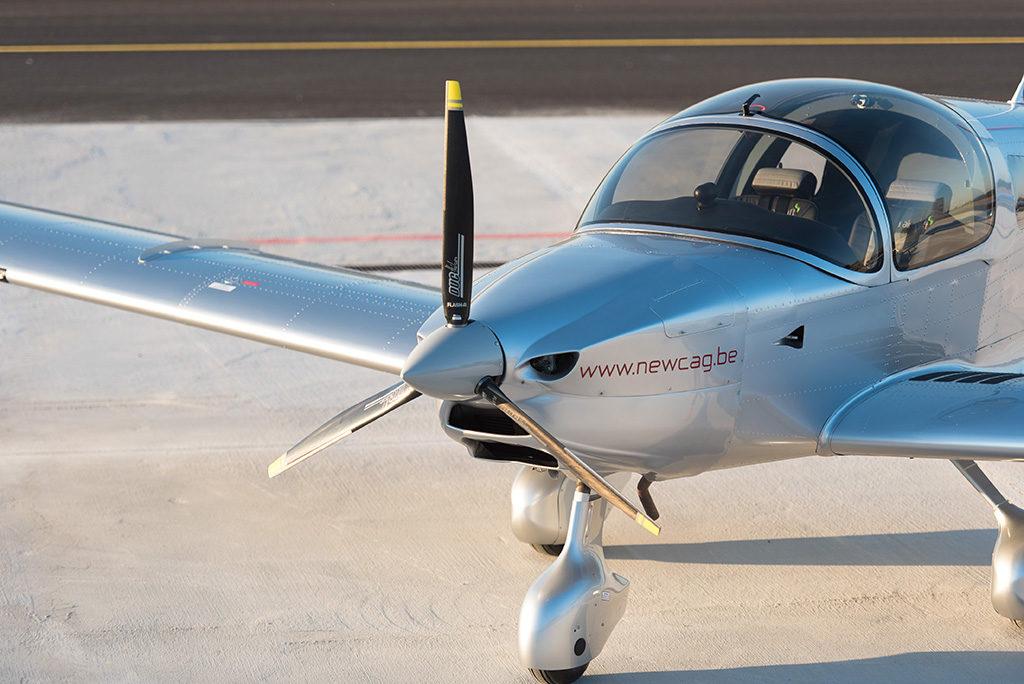 New CAG Sonaca 200
