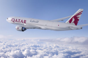qatar B777-F