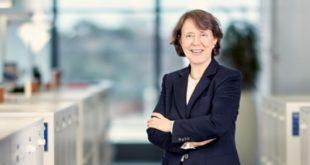 La Consejera Delegada de SITA, Barbara Dalibard.