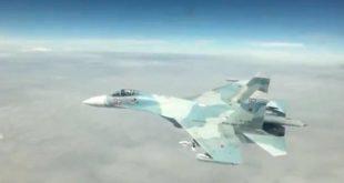 Su-27 Ruso
