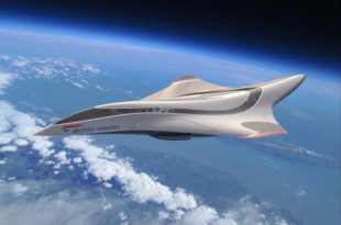 BA 2119 Flight of the Future