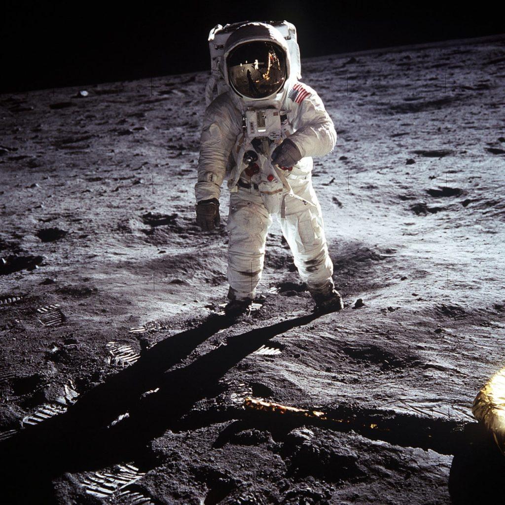 Buzz Aldrin @NASA