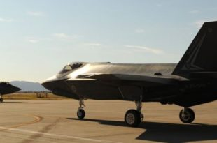 base aérea de F-35