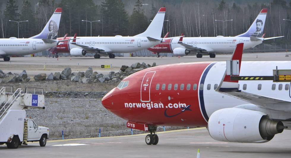 Nowergian aviones
