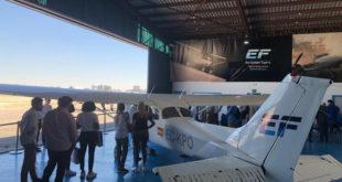 Probar las aeronaves con los instructores_2019