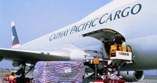 Cathay Pacific Baterias de Litio