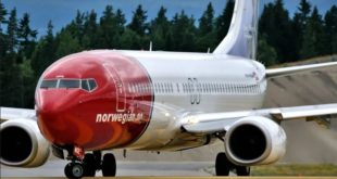 Norwegian Air vuelos transatlánticos desde Irlanda