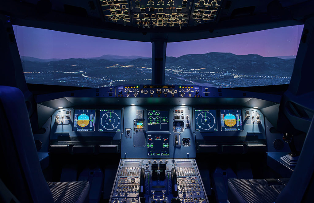 FBS de Airbus A320.