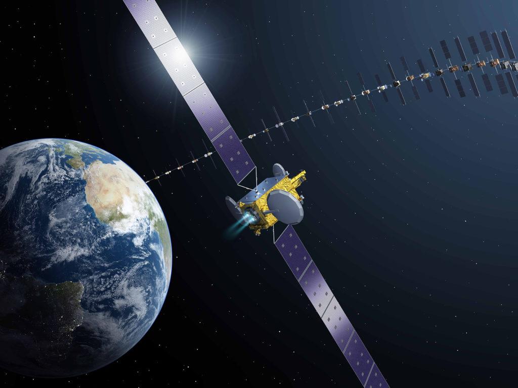 Electra satellite