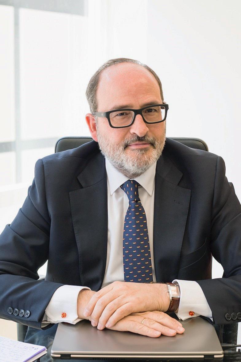 Jaime de Rábago, presidente de TEDAE.