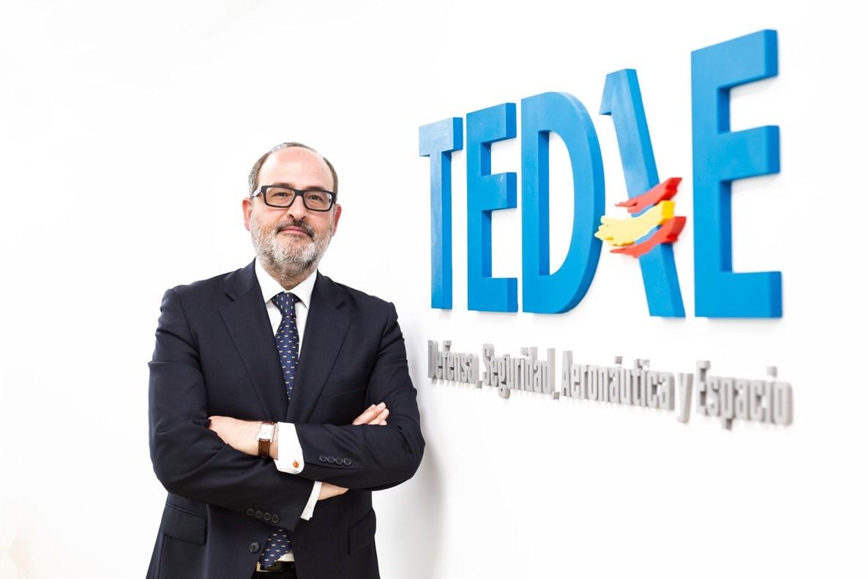 Jaime de Rábago, presidente de Tedae desde enero 2018.