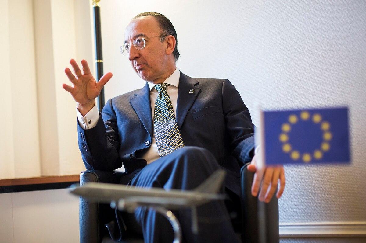 Jorge Domecq, director de la Agencia Europea de Defensa (EDA). Foto: EDA