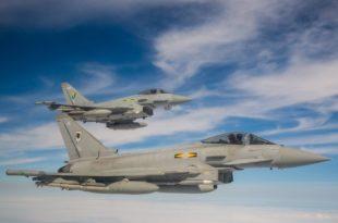 RAF-Typhoons