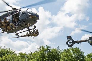 centro multinacional de formación de helicópteros
