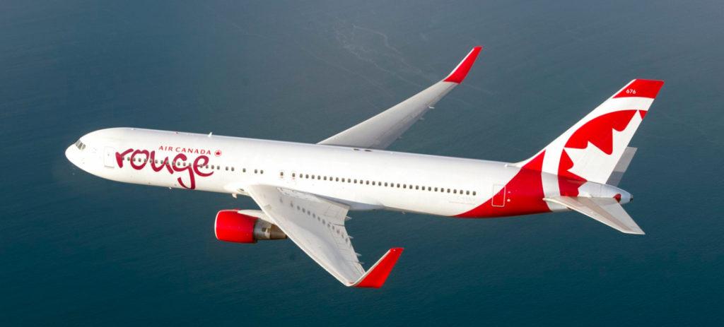 Air Canada Bogotá