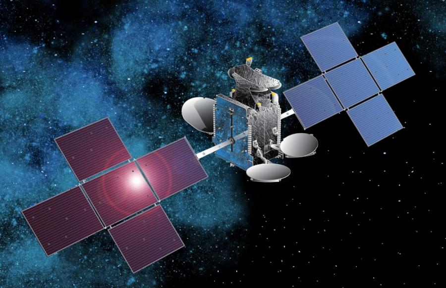 La flota de satélites de Hispasat duplica a la de Hisdesat (crédito: Hispasat)