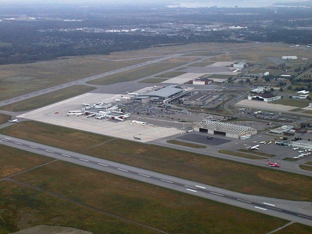 Aeropuerto Internacional Ottawa
