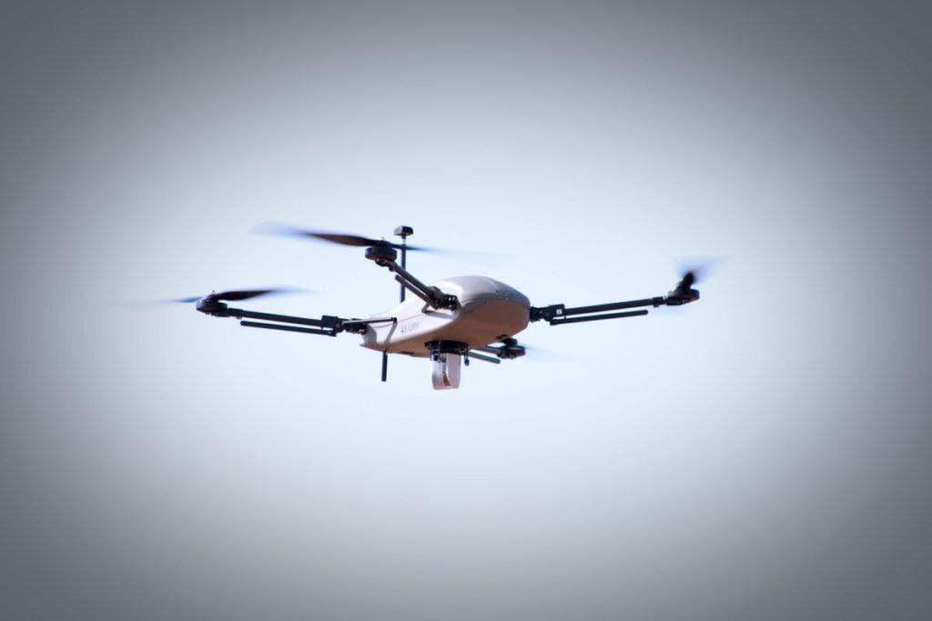 Dron Thor de Elbit. (foto: Elbit Systems)