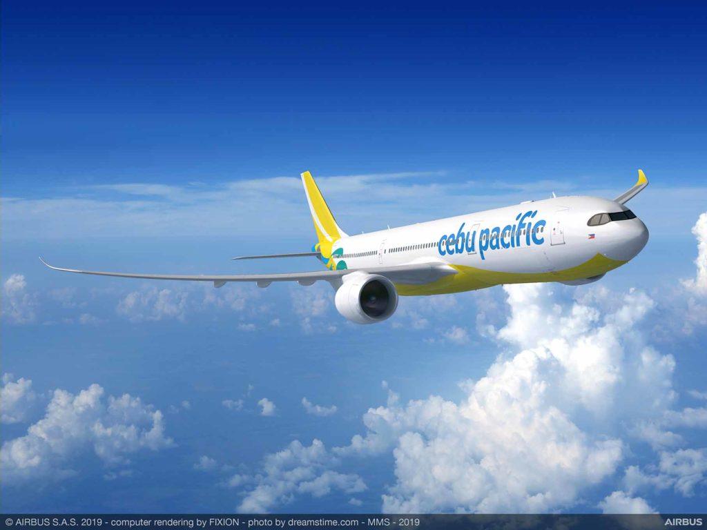 A330-900 Cebu Pacific
