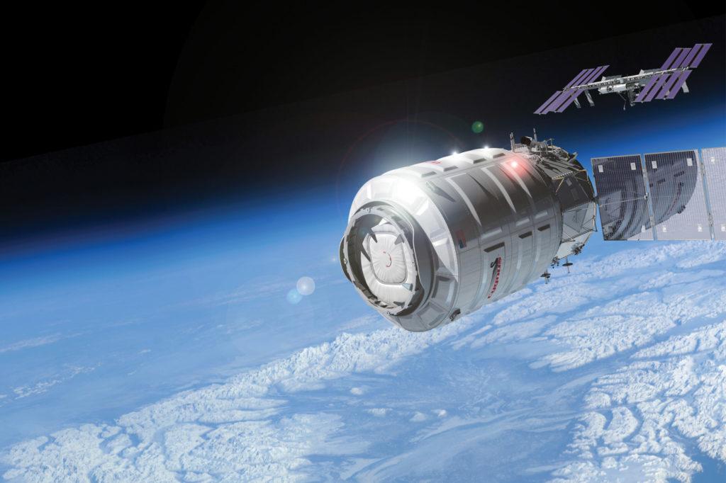 Cygnus Credit Northrop Grumman