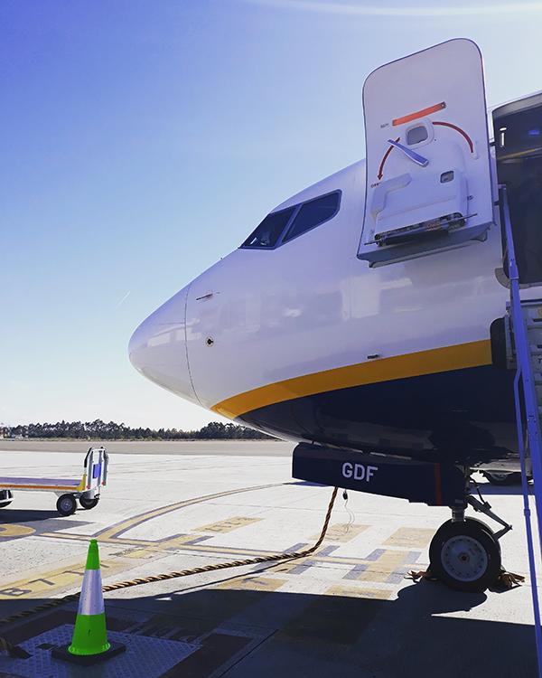 maleta de mano Ryanair