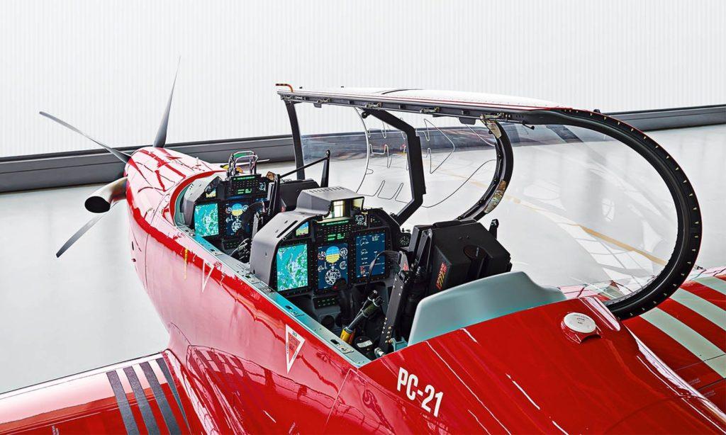 PC-21 Cockpit