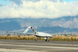 Dron turco en Chipre
