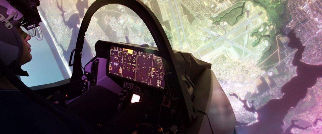 Simuladores F-35